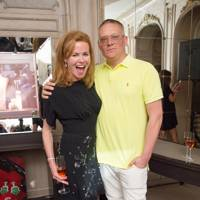 Erin Morris and Giles Deacon