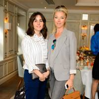 Tania Fares and Tamara Beckwith