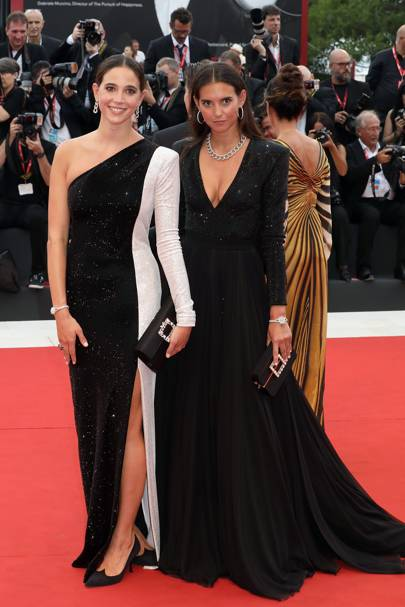 Vera and Viola Arrivabene