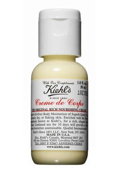 Crème de Corps, £8.50, by Kiehl's