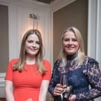 The Hon Philippa Cadogan and Viscountess Chelsea