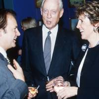 Hugo Swire, Barry Sainsbury and Lady Spencer-Churchill