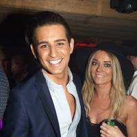 Ollie Locke and Cat Radford