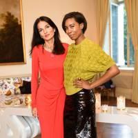 Yasmin Mills and Tolula Adeyemi