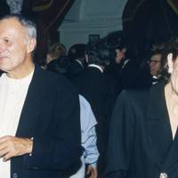 Sir Richard Rogers and Lady Palumbo