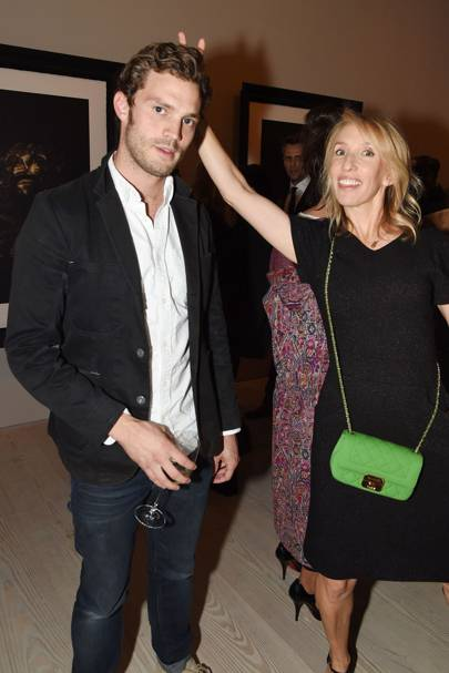 Jamie Dornan and Sam Taylor-Johnson