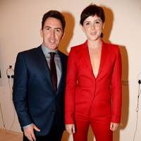 Rob Brydon and Alexandra Roach