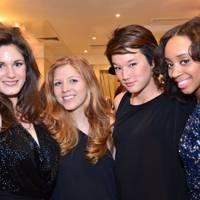 Hollie de Keyser, Sally Underhill, Lauren Post and Chrystin Bunion