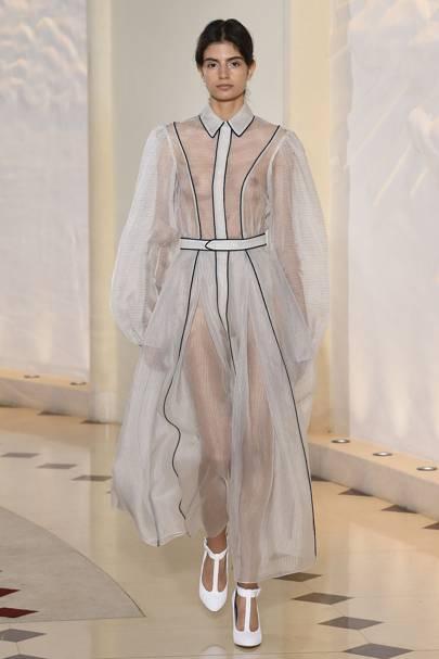Emilia Wickstead at London Fashion Week S/S18