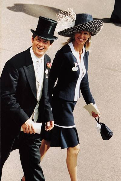 Mr and Mrs Guy Sangster