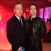 Geordie Greig and Kathryn Greig
