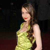 At the King Kong premiere, December 2005