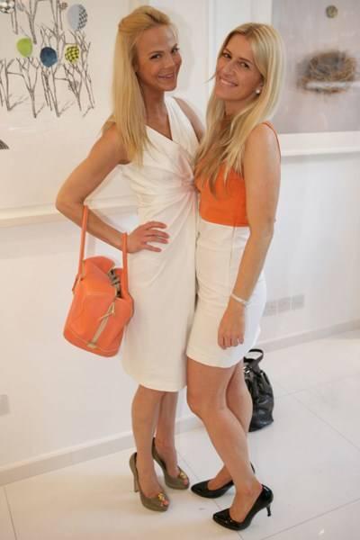 Vanessa Wurm and Tara Viesnik