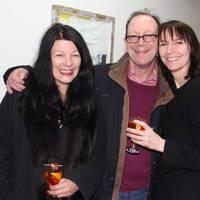 Pamela Ceber, Jeremy Levison and Kathryn Jackson