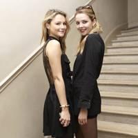 Amber Atherton and Greta Bellamacina