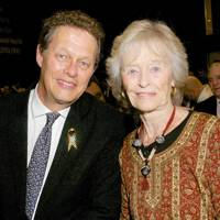 Will Travers and Virginia Mckenna