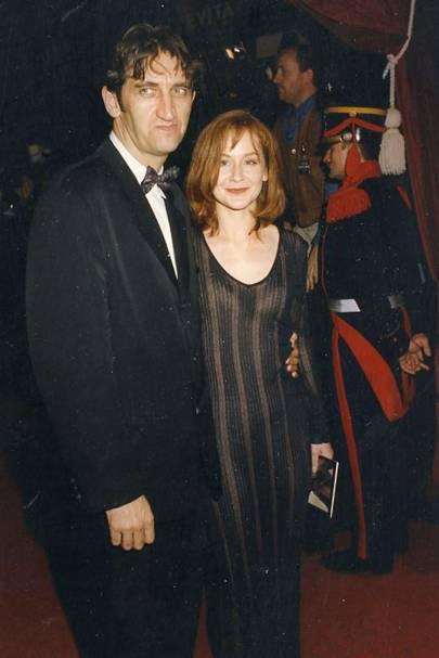 Jimmy Nail and Mrs Jimmy Nail