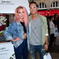 Kyla La Grange and Oliver Proudlock