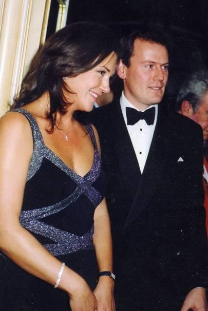Mrs Julian Dollor and Julian Dollor