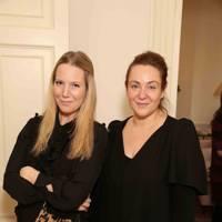 Alice Naylor-Leyland and Annabel Rivkin