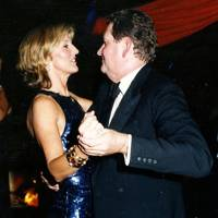 The Countess of Normanton and Robert Millbourn