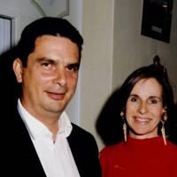 Andrew Haynes and Baroness Michou von Beschwitz