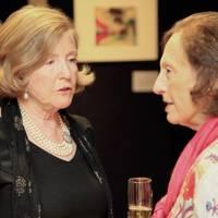 Lady Glenconner and Valeria, Viscountess Coke