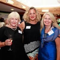Rosemary Edwards, Joanna Edwards and Carolyn Johnson