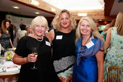Rosemary Edwards, Joanna Edwards and Carolyn Johnson