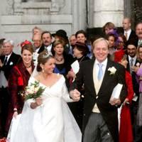 2010 - Prince Carlos of Bourbon-Parma and Annemarie Gualthérie van Weezel