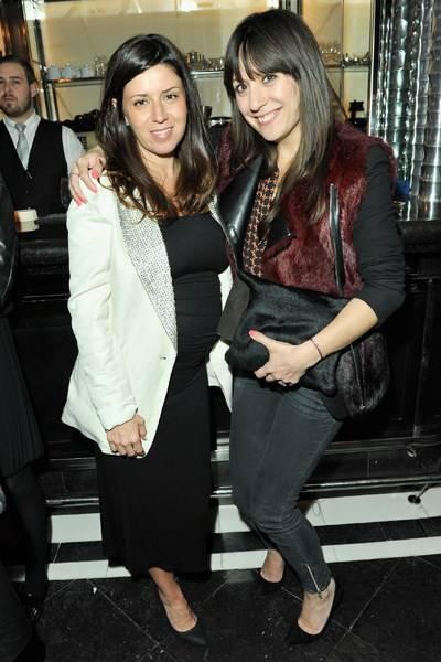 Alejandra Dibos and Katherine Ormerod
