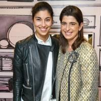 Caroline Issa and Dorothee Schumacher