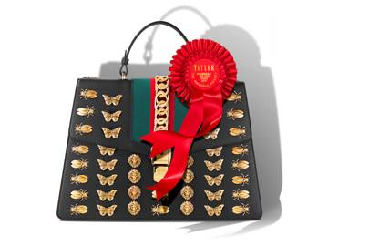 HANDBAG OF THE YEAR: GUCCI