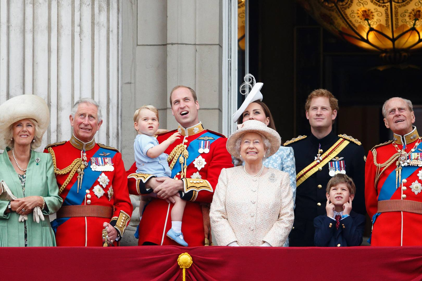 A complete lexicon of the Royal Family
