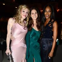 Courtney Love, Lana Del Rey and Naomi Campbell