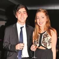 Sean de Montfort and Angelica Hicks