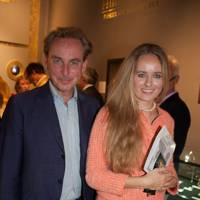 Philip Mould and Edite Ligere
