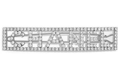 Chanel hair-clip