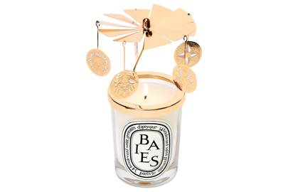 Candle Carousel, £45, by Diptyque