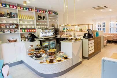 Cake Shops Hackney