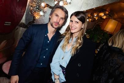 Ulric Jerome and Gabriella Jerome