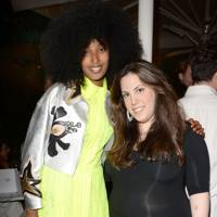 Julia Sarr-Jamois and Mary Katrantzou
