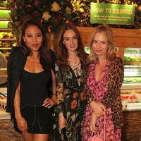 Viscountess Weymouth, Lady Violet Manners and Marissa Hermer