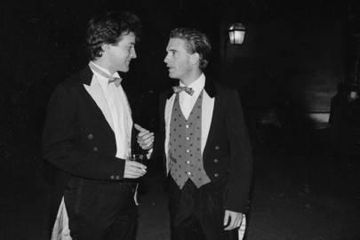 Harry Eastwood and Pietrojan Gilandri