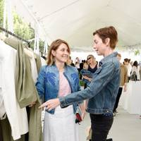 Sasha Alexander and Julianne Nicholson