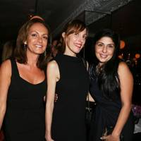 Paula Mateus, Yolanda Sacristán and Anaita Adajania
