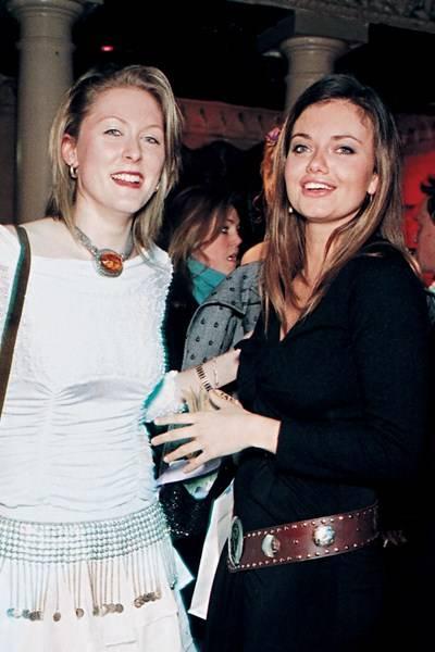 Katherine Lowson and Lady Natasha Rufus Isaacs