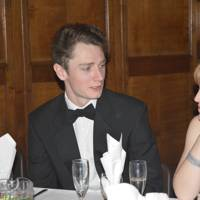 Edward Dart and Megan Harrold