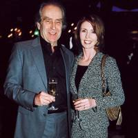 Gerald Scarfe and Mrs Gerald Scarfe
