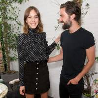 Alexa Chung and Jack Guinness